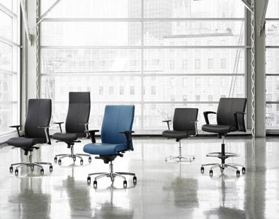 Groupe de mobilier de bureau